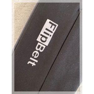 Flipbelt Accessories - Flipbelt Classic Running Belt Black NWOT Size XL